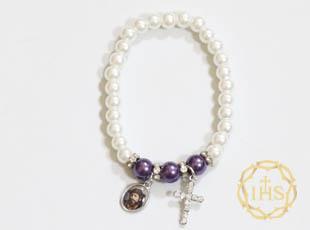 pulsera perlitas