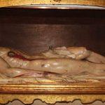 Cristo Yacente lateral