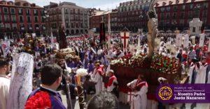 Jesús Resucitado y Virgen de la Alegría