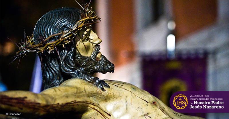 Sagrados Titulares Santísimo Cristo de la Agonía