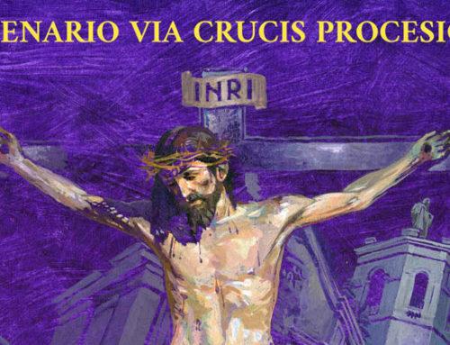 Vía Crucis Procesional extraordinario