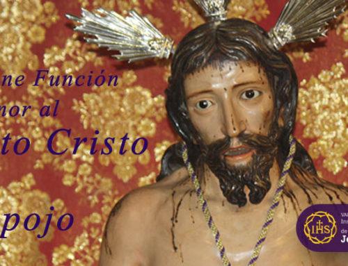 Función al Santo Cristo del Despojo